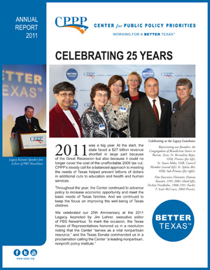 CPPP 2011 Annual Report